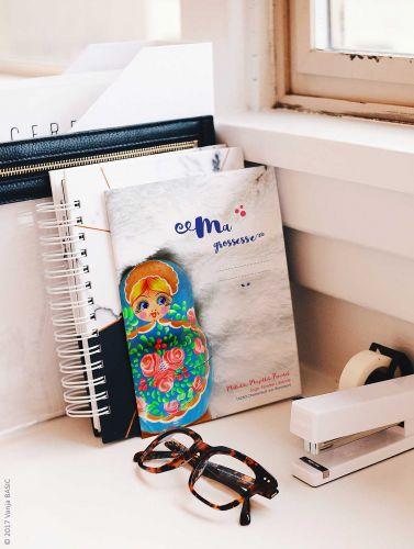 Porte-documents «Ma grossesse» pour les futures mamans